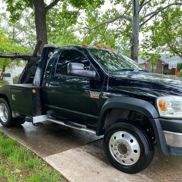 2010 RAM Ram Chassis 4500 for sale at Truck Source in Perry OK