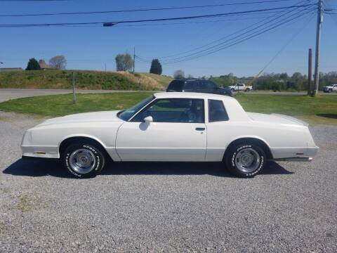 1983 Chevrolet Monte Carlo for sale at CAR-MART AUTO SALES in Maryville TN