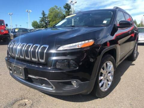 2016 Jeep Cherokee for sale at Autos Only Burien in Burien WA
