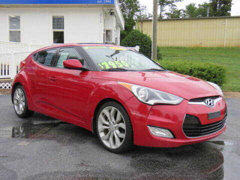 2012 Hyundai Veloster for sale at Colbert's Auto Outlet in Hickory NC