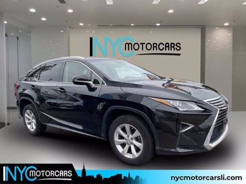 2017 Lexus RX 350 for sale at NYC Motorcars in Freeport NY