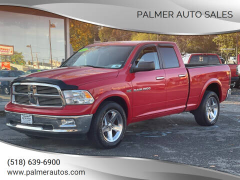 2012 RAM Ram Pickup 1500 for sale at Palmer Auto Sales in Menands NY