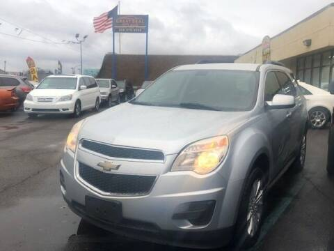 2011 Chevrolet Equinox for sale at GREAT DEAL AUTO SALES in Center Line MI