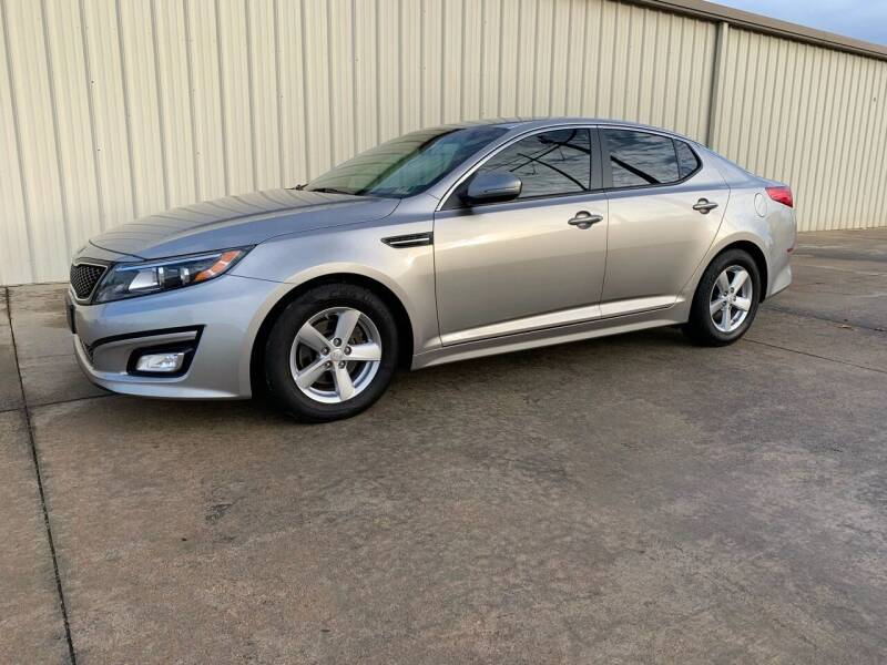 2014 Kia Optima for sale at Freeman Motor Company in Lawrenceville VA