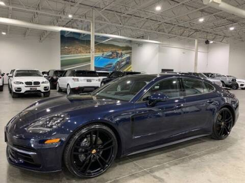 2018 Porsche Panamera for sale at Godspeed Motors in Charlotte NC