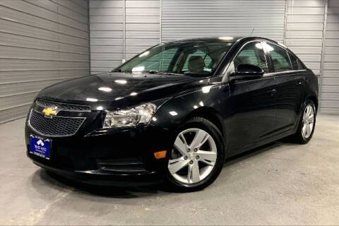 2014 Chevrolet Cruze for sale at TRUST AUTO in Sykesville MD