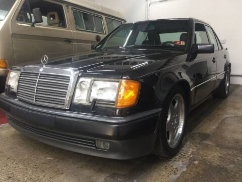 1993 Mercedes-Benz 500-Class for sale at Milpas Motors Auto Gallery in Ventura CA