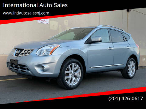 2012 Nissan Rogue for sale at International Auto Sales in Hasbrouck Heights NJ