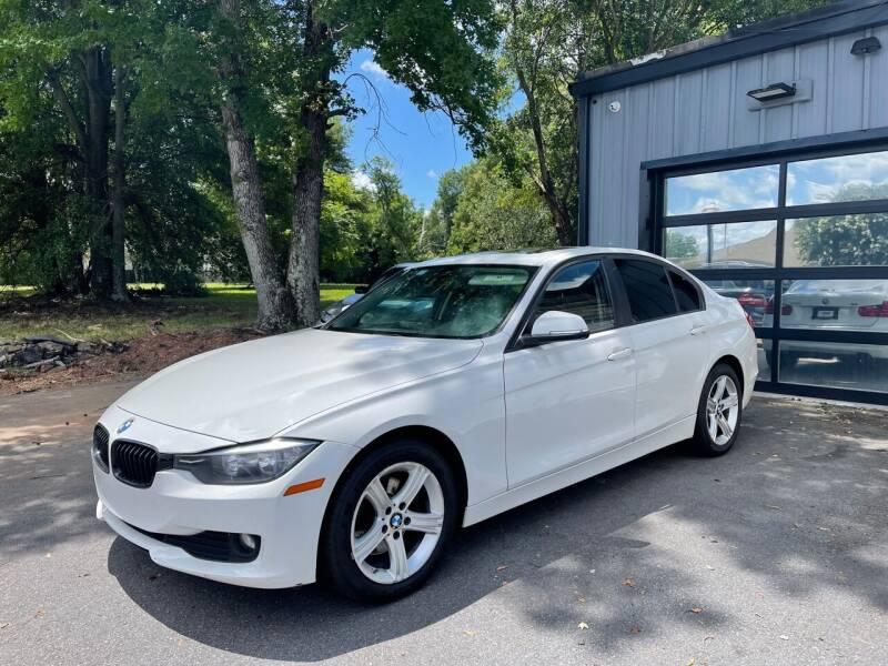 2014 BMW 3 Series for sale at Luxury Auto Company in Cornelius NC