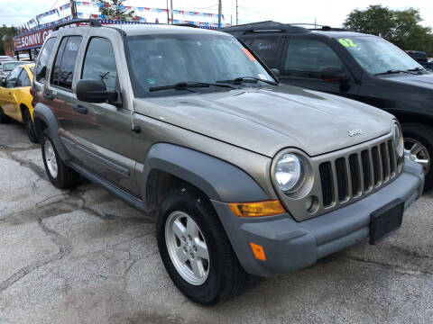 2005 Jeep Liberty for sale at Sonny Gerber Auto Sales in Omaha NE