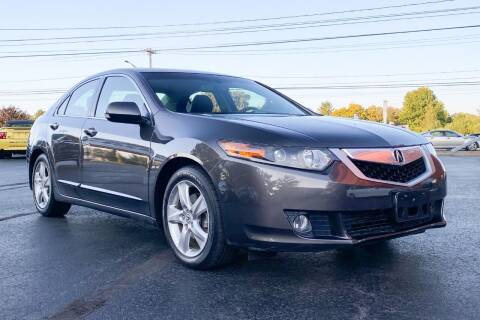 2009 Acura TSX for sale at Knighton's Auto Services INC in Albany NY