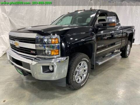 2015 Chevrolet Silverado 2500HD for sale at Green Light Auto Sales LLC in Bethany CT