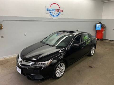 2018 Acura ILX for sale at WCG Enterprises in Holliston MA