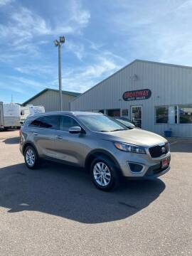 2016 Kia Sorento for sale at Broadway Auto Sales in South Sioux City NE
