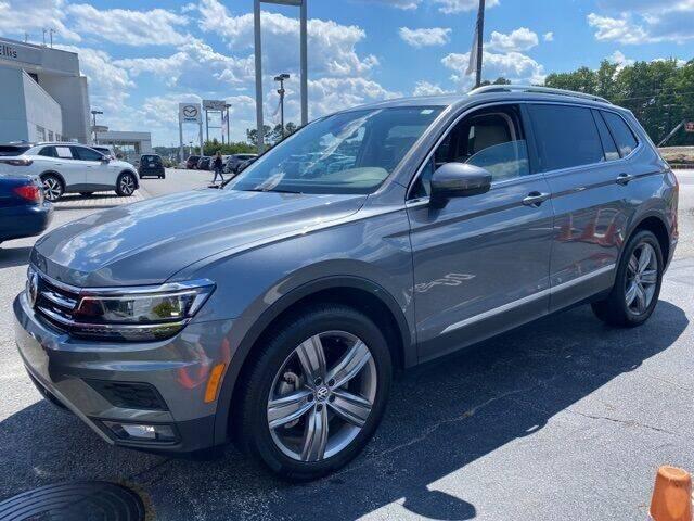2018 Volkswagen Tiguan for sale in Marietta, GA