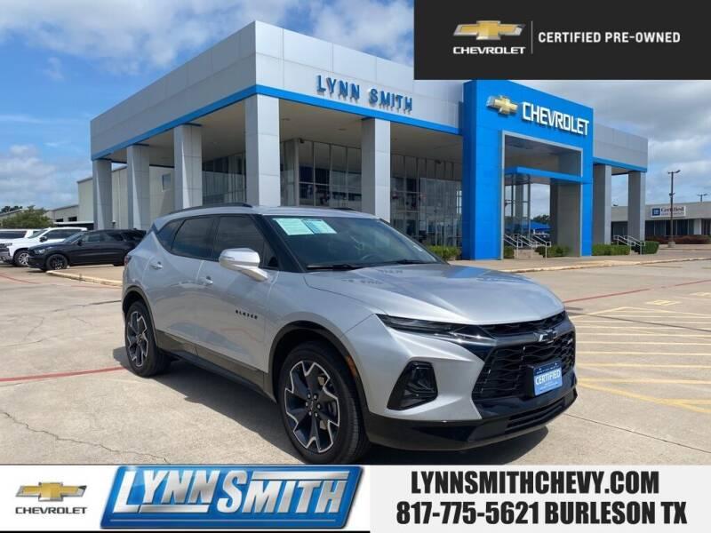 2020 Chevrolet Blazer for sale in Burleson, TX