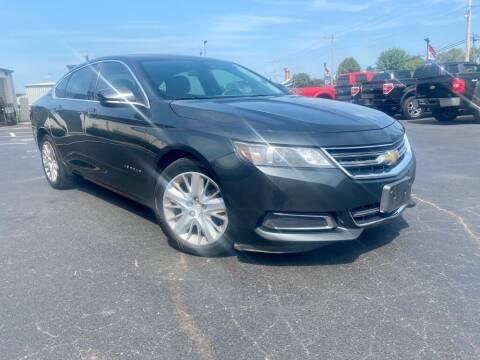 2014 Chevrolet Impala for sale at Used Car Factory Sales & Service Troy in Troy OH