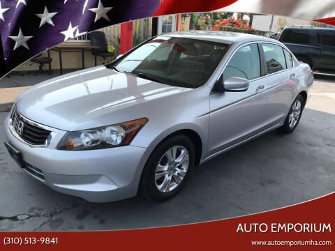 2009 Honda Accord for sale at Auto Emporium in Wilmington CA