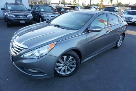 2014 Hyundai Sonata for sale at Industry Motors in Sacramento CA