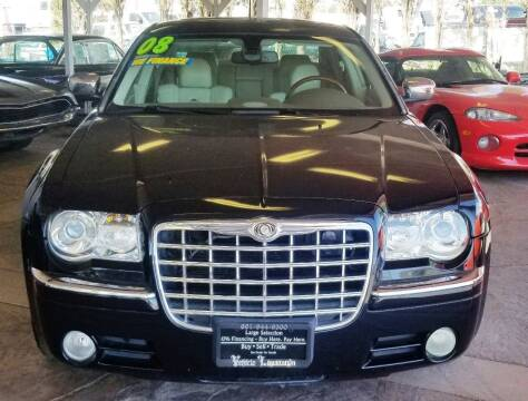 2008 Chrysler 300 for sale at Vehicle Liquidation in Littlerock CA