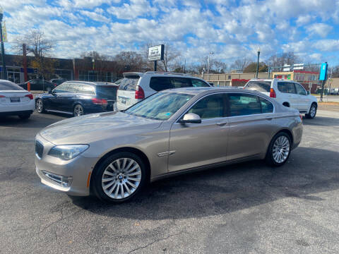 2013 BMW 7 Series for sale at BWK of Columbia in Columbia SC