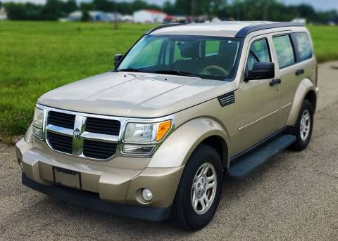 2010 Dodge Nitro for sale at A F SALES & SERVICE in Indianapolis IN