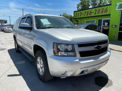 2010 Chevrolet Suburban for sale at Empire Auto Group in Indianapolis IN