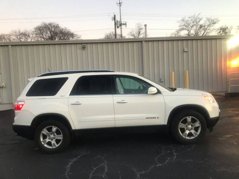 2008 GMC Acadia for sale at Car Kings in Cincinnati OH