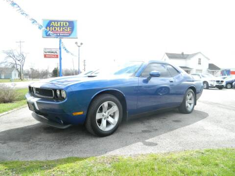 2010 Dodge Challenger for sale at Auto House Of Fort Wayne in Fort Wayne IN