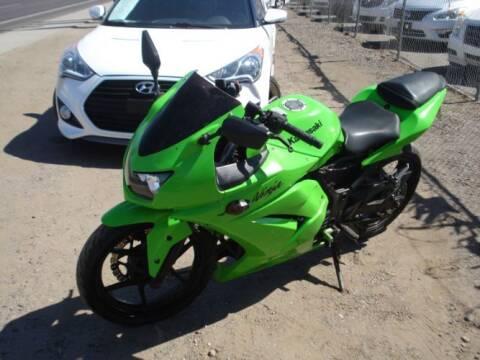 2008 Kawasaki 250 Ninja