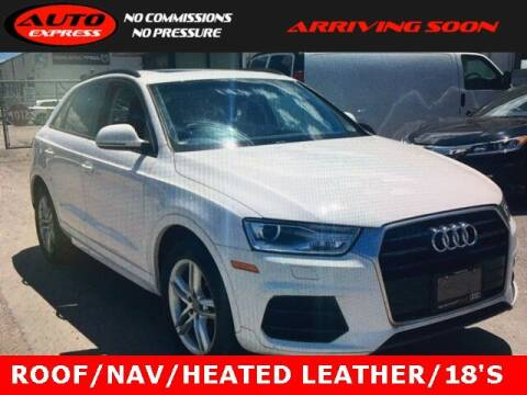 2017 Audi Q3 for sale at Auto Express in Lafayette IN
