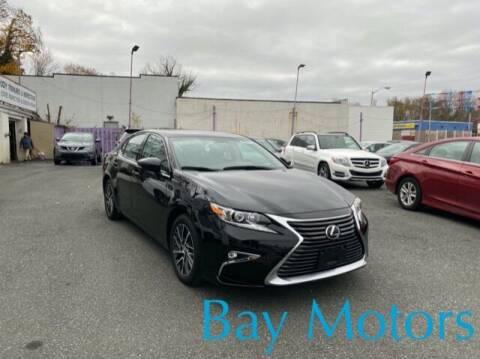 2016 Lexus ES 350 for sale at Bay Motors Inc in Baltimore MD