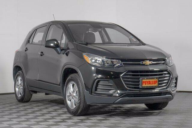 2020 Chevrolet Trax for sale at Chevrolet Buick GMC of Puyallup in Puyallup WA