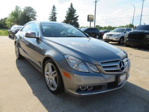 2011 Mercedes-Benz E-Class for sale at Import Exchange in Mokena IL