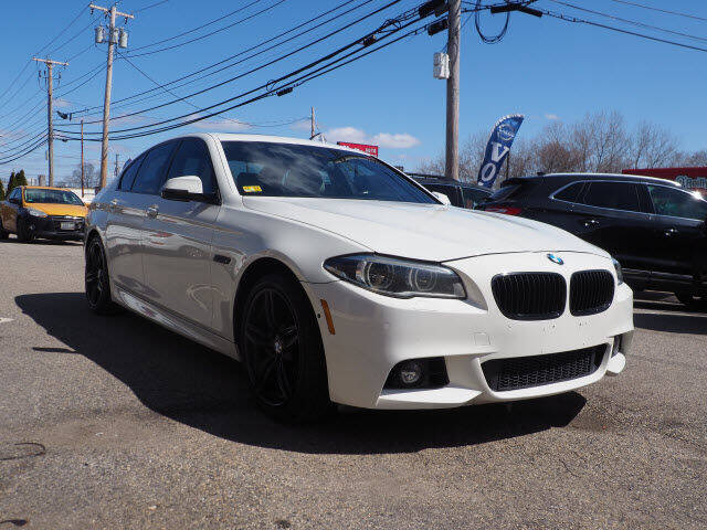 2016 BMW 5 Series for sale at East Providence Auto Sales in East Providence RI