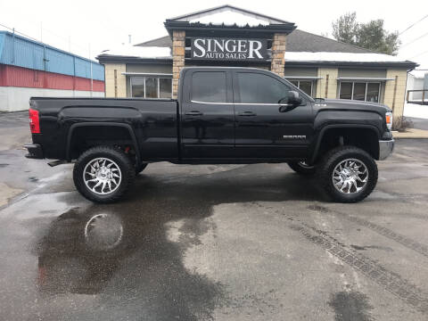 2015 GMC Sierra 1500 for sale at Singer Auto Sales in Caldwell OH