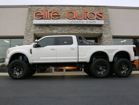 2019 Ford F-550 Super Duty for sale at Elite Autos LLC in Jonesboro AR