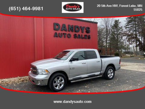 2016 RAM Ram Pickup 1500 for sale at Dandy's Auto Sales in Forest Lake MN