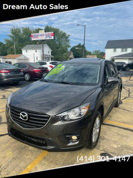 2016 Mazda CX-5 for sale at Dream Auto Sales in South Milwaukee WI