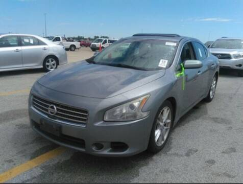 2009 Nissan Maxima for sale at HW Used Car Sales LTD in Chicago IL
