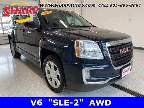 2017 GMC Terrain for sale at Sharp Automotive in Watertown SD