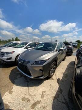 2017 Lexus RX 350 for sale at Elvis Auto Sales LLC in Grand Rapids MI