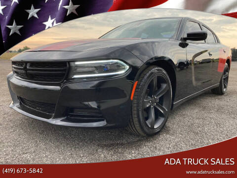 2016 Dodge Charger for sale at Ada Truck Sales in Ada OH