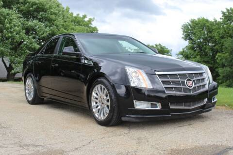 2010 Cadillac CTS for sale at Harrison Auto Sales in Irwin PA