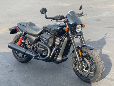 2017 Harley Davidson Street Rod 750 for sale at Auto Sports in Hickory NC