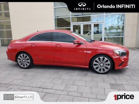 2017 Mercedes-Benz CLA for sale at Orlando Infiniti in Orlando FL