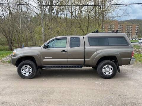 2015 Toyota Tacoma for sale at WESTON FORD  INC in Weston WV