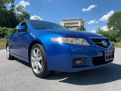 2005 Acura TSX for sale at Auto Warehouse in Poughkeepsie NY