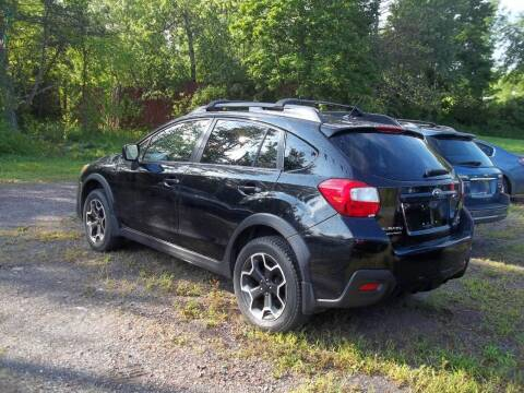 2013 Subaru XV Crosstrek for sale at Warner's Auto Body of Granville Inc in Granville NY