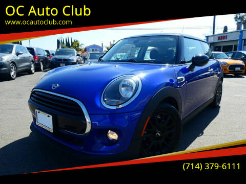 2019 MINI Hardtop 2 Door for sale at OC Auto Club in Midway City CA